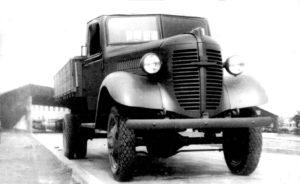 トヨタKCY型4輪駆動トラック