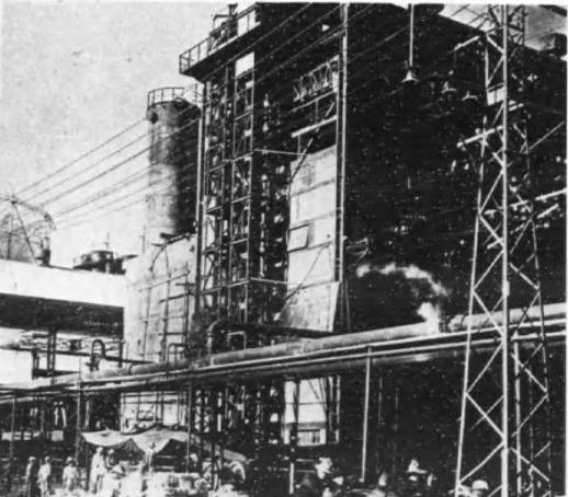 朝鮮石炭工業灰岩
